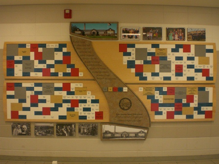 Endowment Fund Wall of Honor