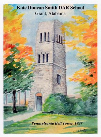 Pennsylvania Bell Tower <br>(NOTECARD 6-PACK)