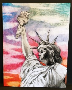 Statue of Liberty<br> (NOTECARD 6-PACK)