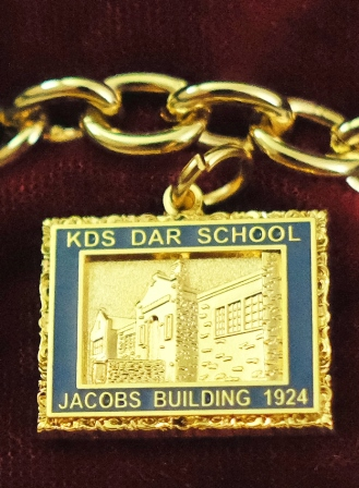 Jacobs Building Charm (charm only)