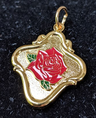 Rose Charm (charm only)